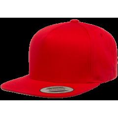 Кепка FlexFit 6007 - Classic Snapback Red