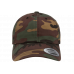 Кепка FlexFit 6245CM Dad Hat - Green Camo