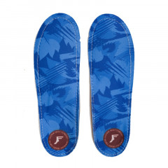 Стельки Footprint Kingfoam Orthotics Camo Blue