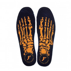 Стельки Footprint Gamechangers Skeleton Gold