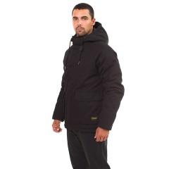 Куртка Зимняя Footwork Crew  Black
