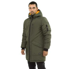 Парка зимняя Footwork DEALER ARMY GREEN