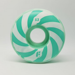 Колеса Footwork Swirl Mint 99A