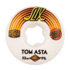 Колеса для скейта RICTA Tom Asta SC SLIX Slix 99a 52mm