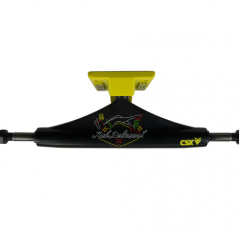 Подвески для скейтборда Theeve CSX V3 Palmquist Neon Lights black/yellow